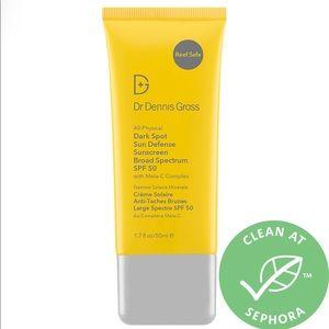 Dr. Dennis Gross Sun Defense Sunscreen SPF 50